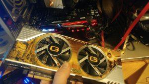 Gainward GeForce GTX580